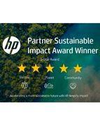 Award image for HP Partner Sustainable Impact