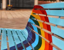 pride bench 3
