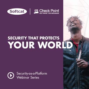 Softcat SecurityasaPlatform Webinar OFT Banners CheckPoint 304x304