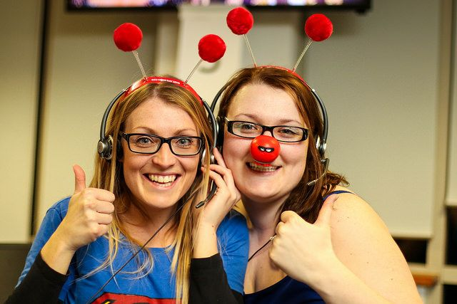 news Gallery Images softcat superheroes raise 10 000 on red nose day 2