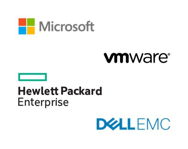 digital workspace support logos