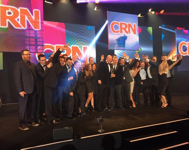 News Headers CRN UK Awards 2016