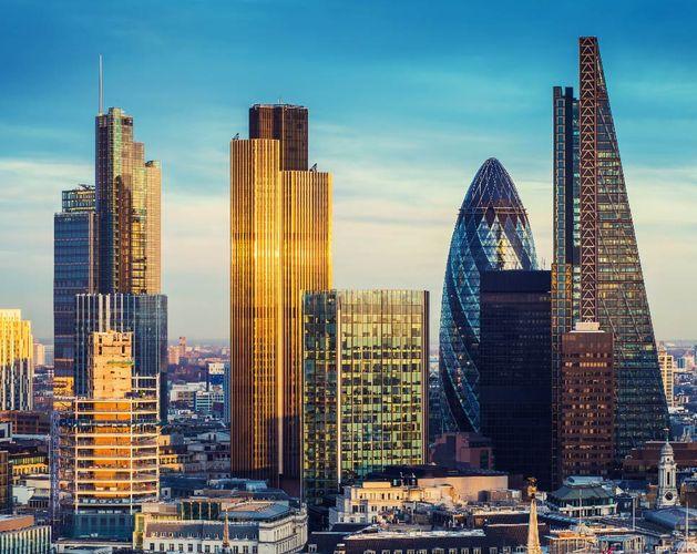 . London skyline 2 01