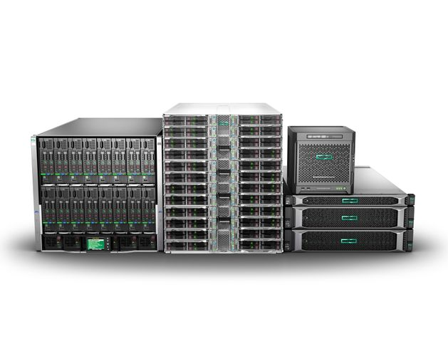 News Headers HPE Server