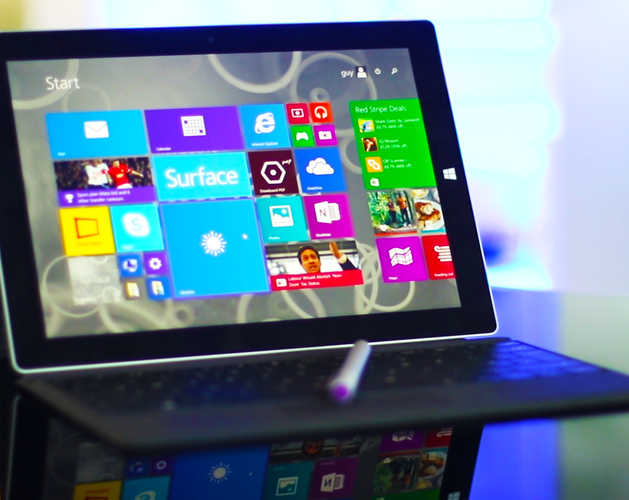 news Gallery Images microsoft surface 3 first look