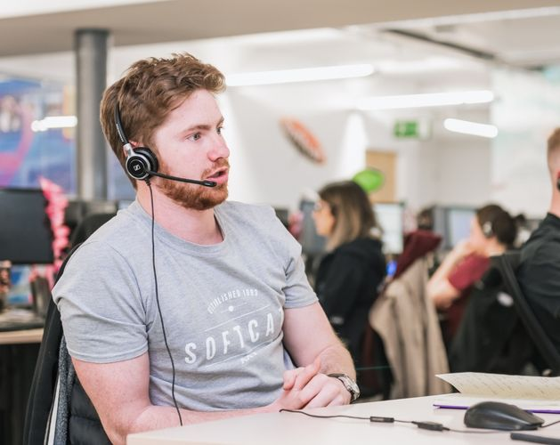 66   Office   Manchester   Softcat 2019