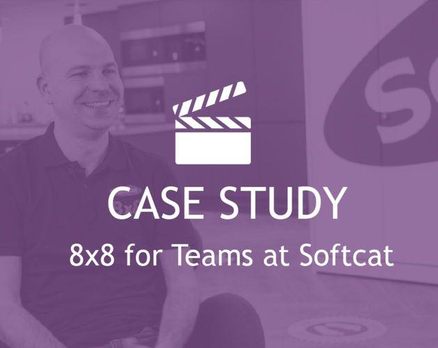 Case Study 8x8
