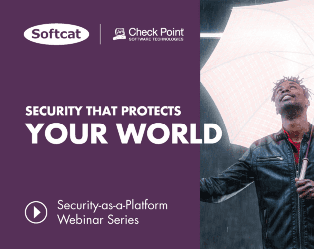 Softcat SecurityasaPlatform Webinar OFT Banners CheckPoint 629x500