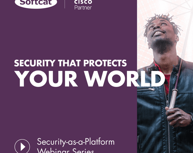 Softcat SecurityasaPlatform Webinar OFT Banners Cisco 1200x120 v2